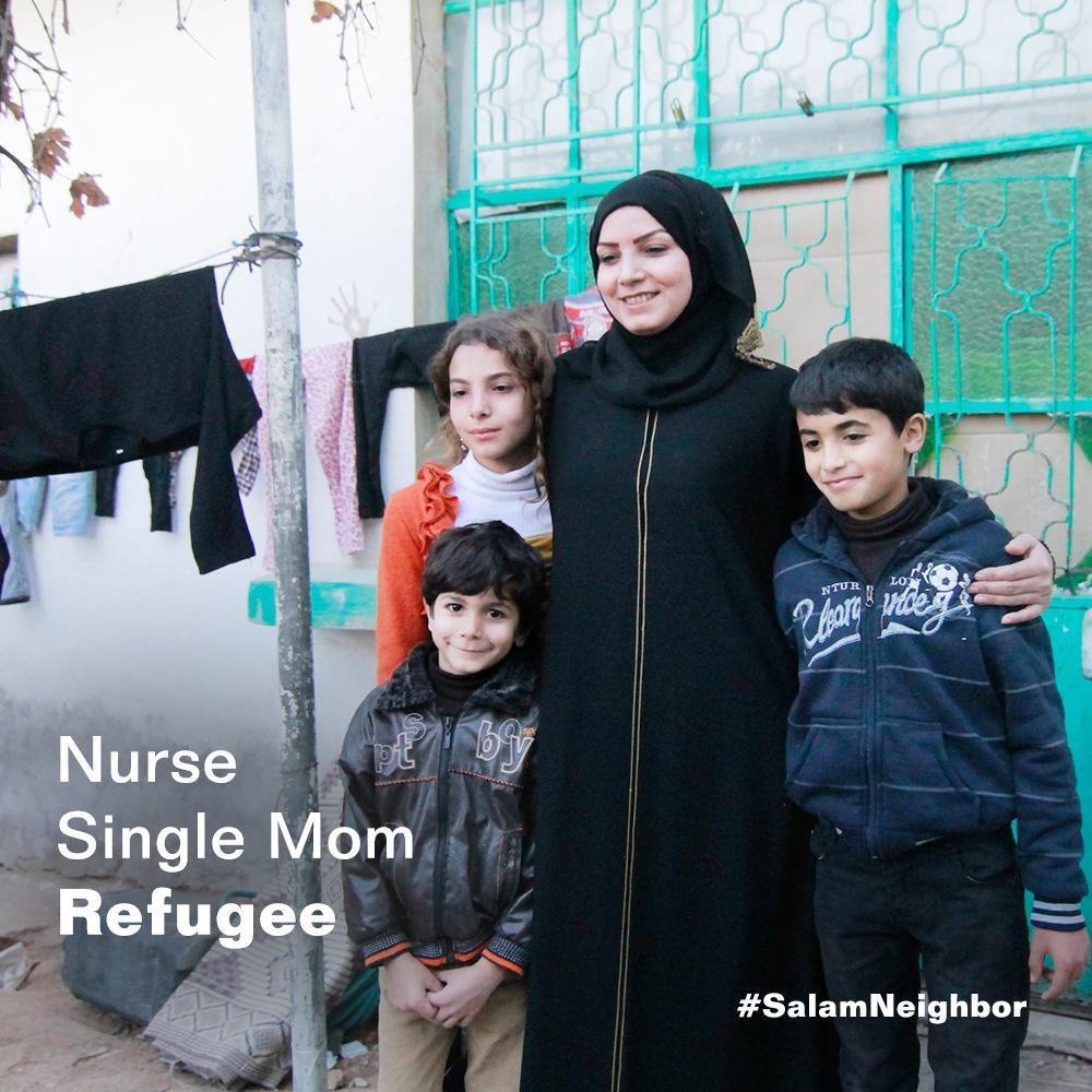Meet single nurses