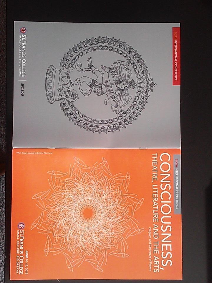 Conference Program covers #ctlasfc http://t.co/DsniR2sESI