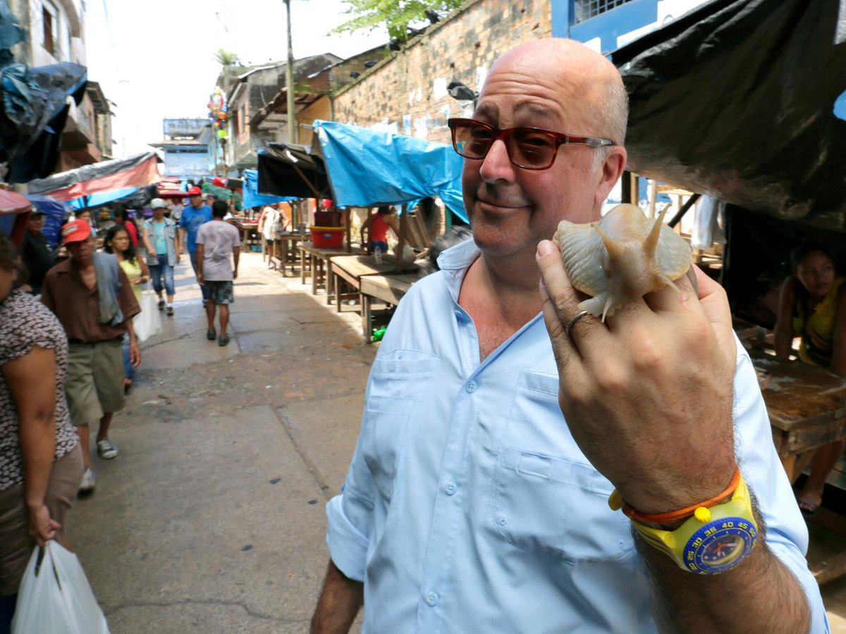 If it looks good, eat it! Watch a new #BizarreFoods in Peru tonight at 9|8c - http://t.co/POk80lLUpN http://t.co/h93JKr086P