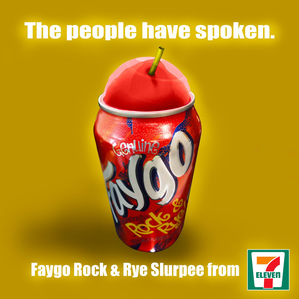 Introducing the new next best thing: Rock n' Rye @Slurpee drinks at 7-Eleven in Michigan and Ohio. http://t.co/0ml83lx8un