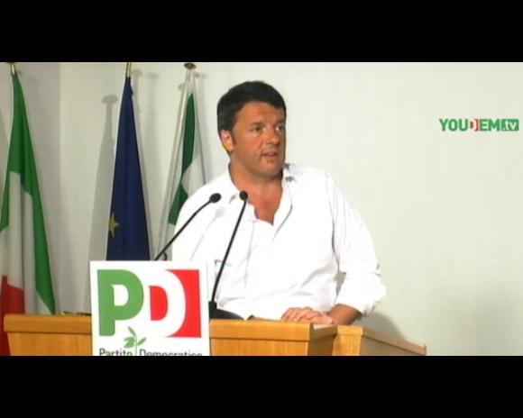 #DirezionePd @matteorenzi Stiamo restituendo orgoglio, speranza. Basta polemiche interne VIDEO http://t.co/hdEDN8HoBR http://t.co/LfsVGNhJVH