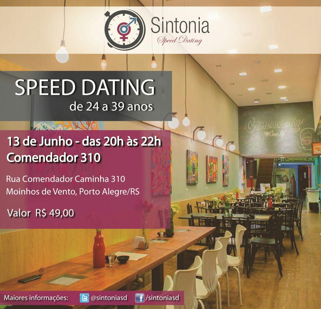 Sintonia speed dating