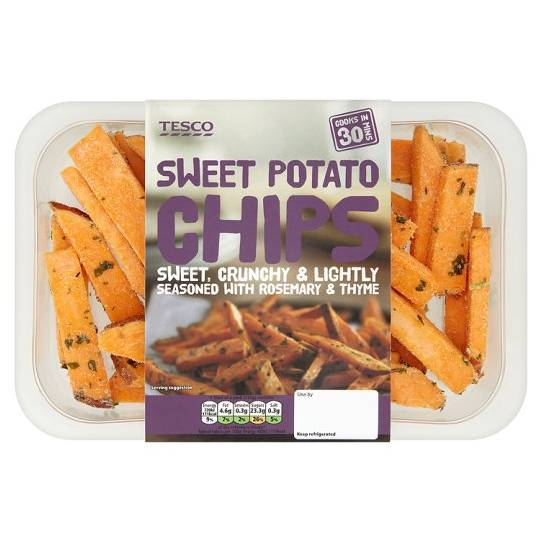 Bch Metabolics On Twitter Tesco Sweet Potato Chips With