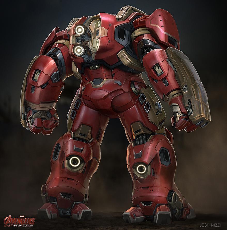 Concept Art Hulkbuster Hulkbuster Concept Art