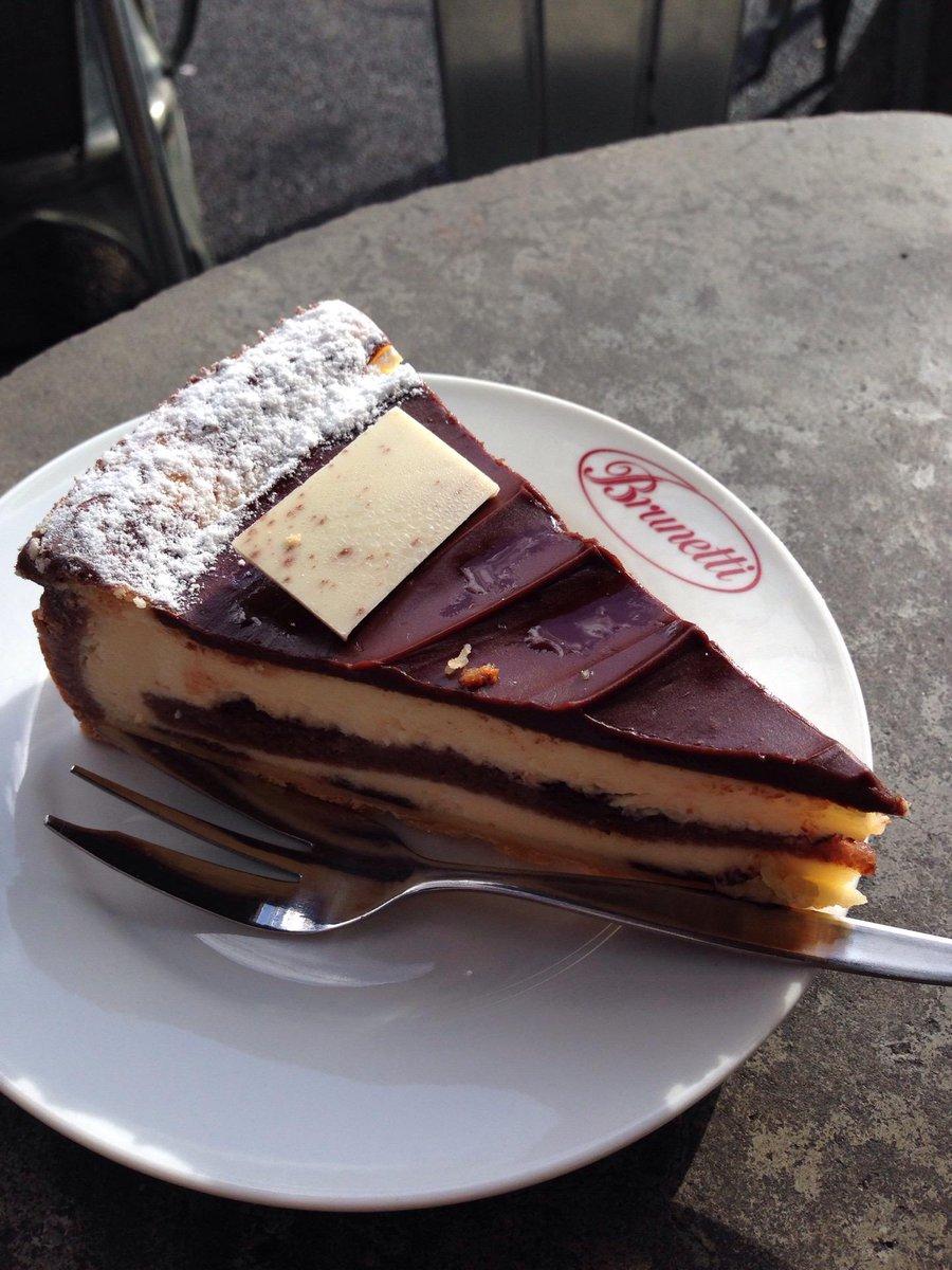 Schinkomat On Twitter Birthday Cake Ricotta Chocolate Cheesecake