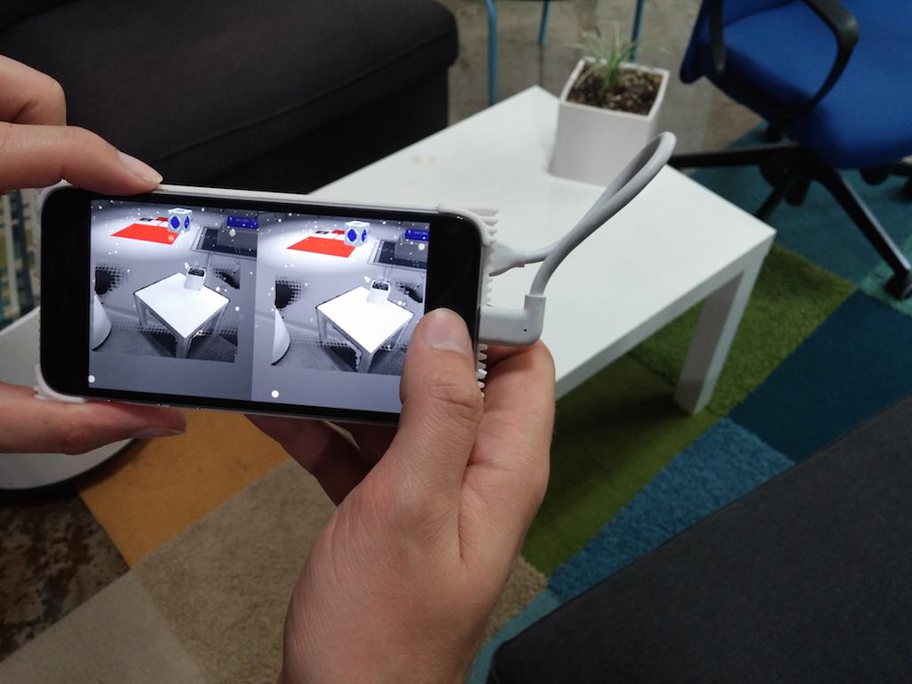 Real? Virtual? Yes. Come see something new from Occipital at #AWE2015 tomorrow. http://t.co/szZpcg4O37