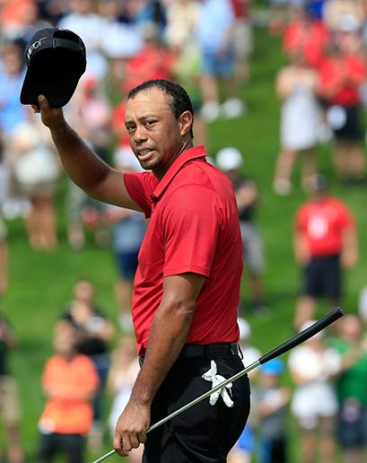 Why Tiger Woods Looking Like A Living Emoji Sad Face Is A Lesson To