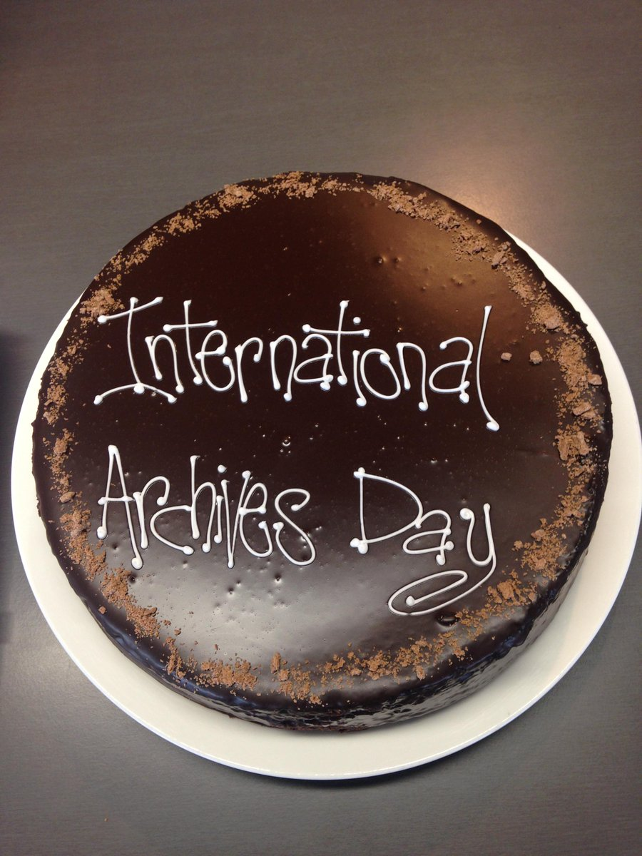 Thumbnail for International Archives Day 2015