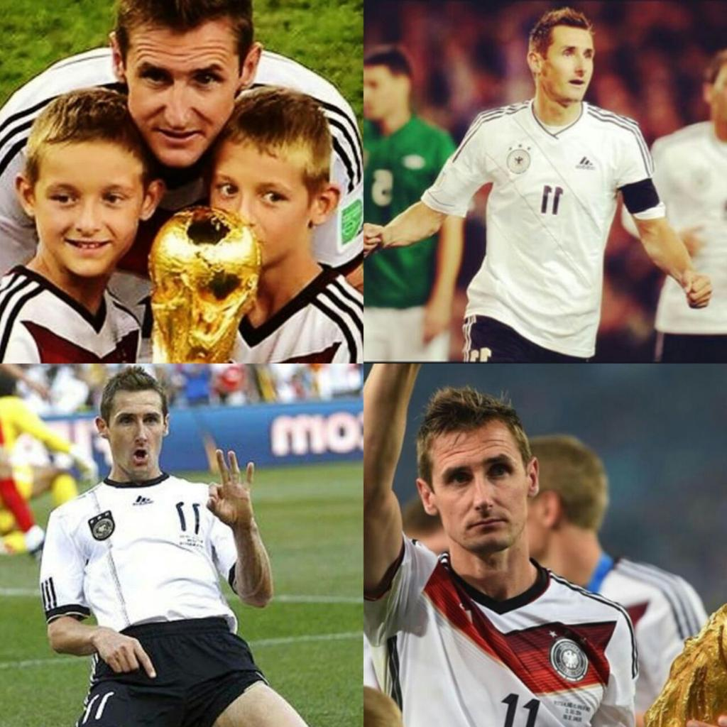 37 years old 😭😭😭 Kindheitsheld ❤ Alles Gute, King Miro 🎉❤ #Klose