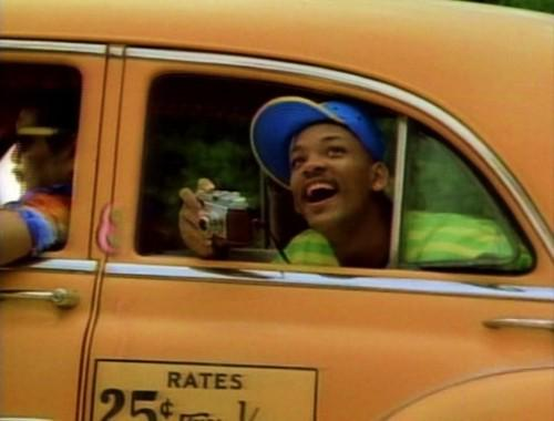 911? There's a suspicious looking Black man who pulled up in a cab & I don't think he lives in Bel Air. #SeanToon911 http://t.co/spO9fNXOdf