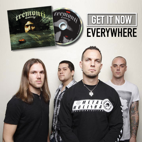 Tremonti - Cauterize is out NOW! Physical: http://t.co/GQqKVlDkiq Digital: http://t.co/c9dX00qw6L @MarkTremonti http://t.co/weeyiiNjOy
