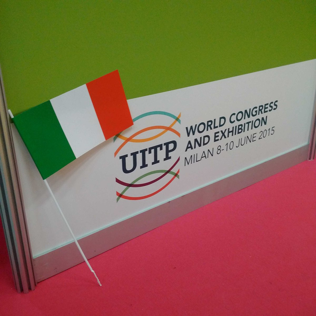 Thumbnail for #UITP2015 LIVE - 9 June 2015