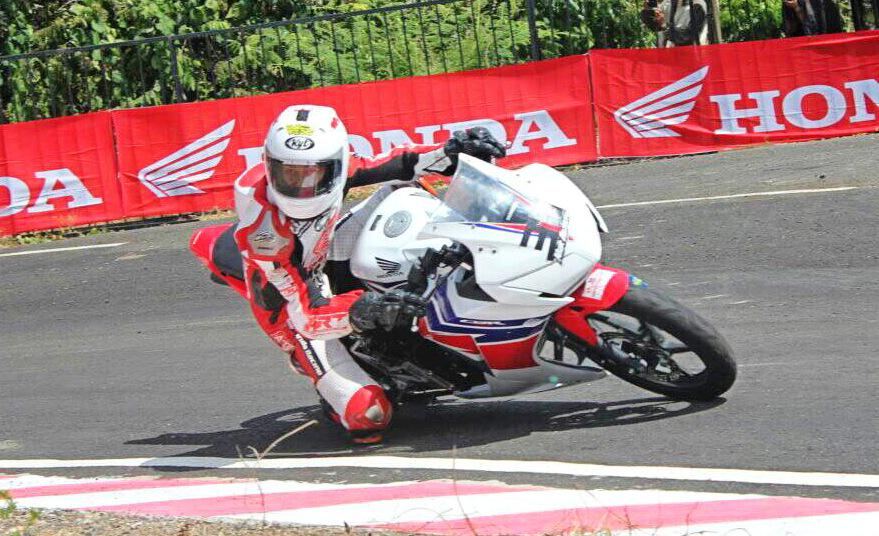 Nur Alfath, Rider SRM di Balapan Suzuki Asia Challenge 2017