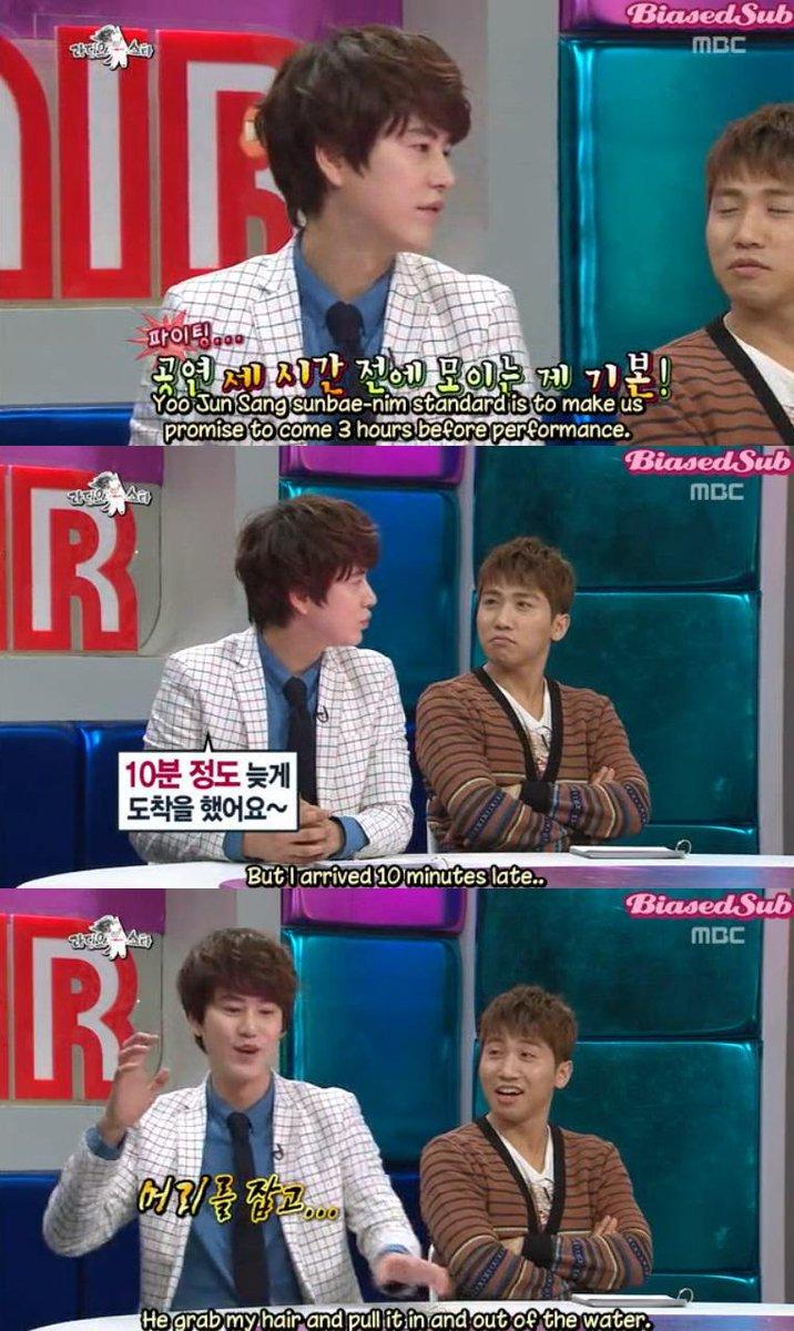"SMTownEngSub on Twitter: ""[ENG SUB] [FULL] 130403 MBC Radio Star with MC Kyuhyun, Ji Chang Wook http://t.co/ExxG8AtH7d http://t.co/CjCWFtmwsp"""