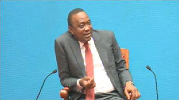 Uhuru: A white collar job is not necessarily what will make you a millionaire #GES2015Kenya https://t.co/sHJreR6483 http://t.co/bs0mONz6cb