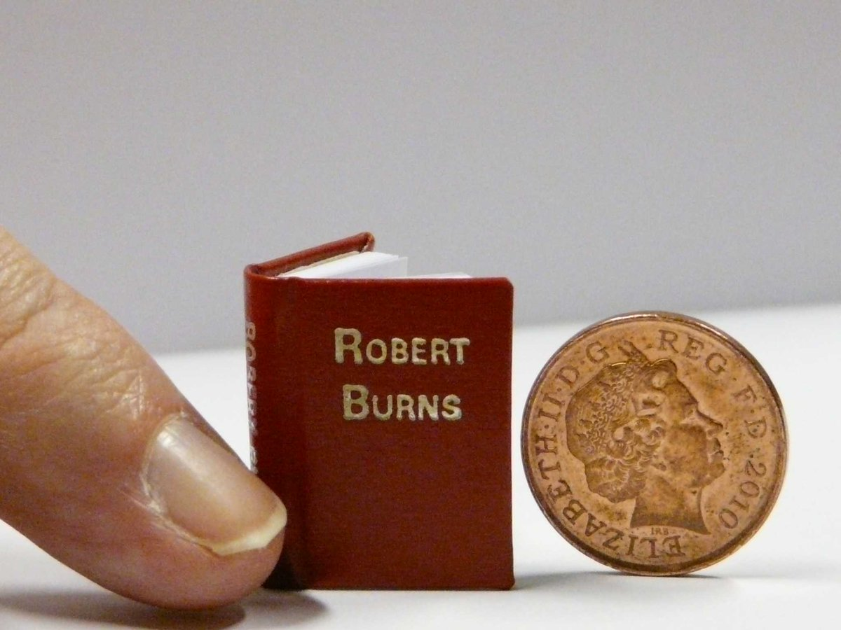 Celebrating International Archives Day #IAD15 with one of smallest books in our collection http://t.co/qY415tLbeN http://t.co/4LTOTThYVc