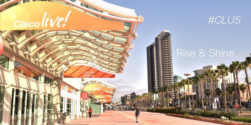 Thumbnail for Day 3: Cisco Live San Diego 2015