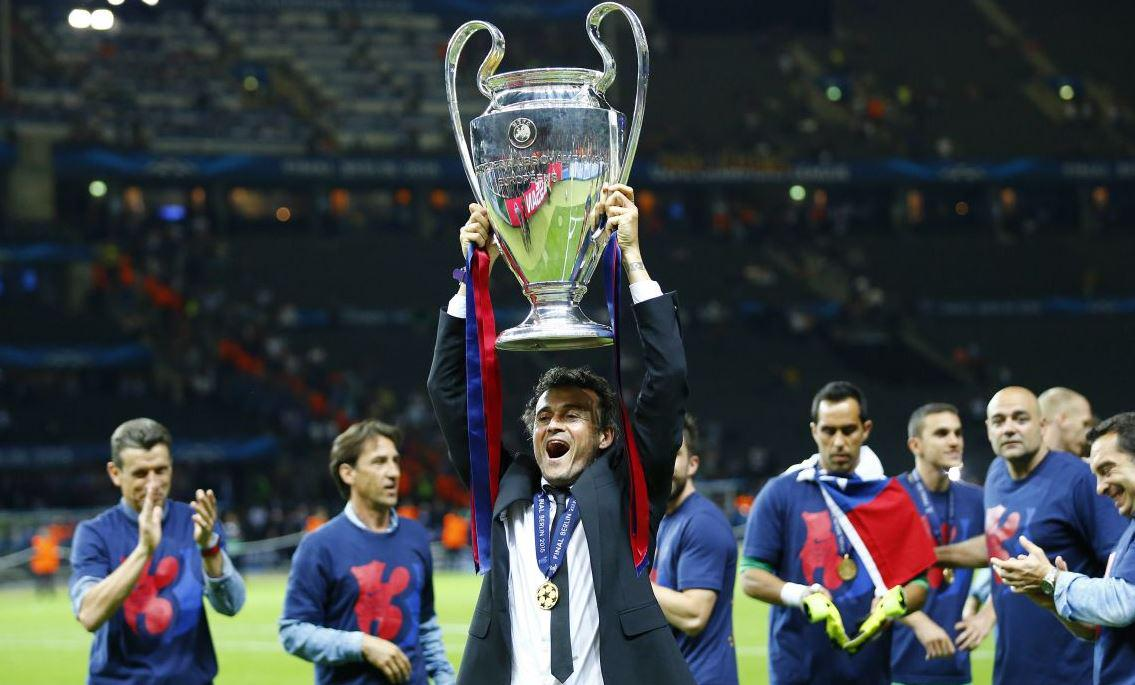 Luis Enrique To Stay At Barca