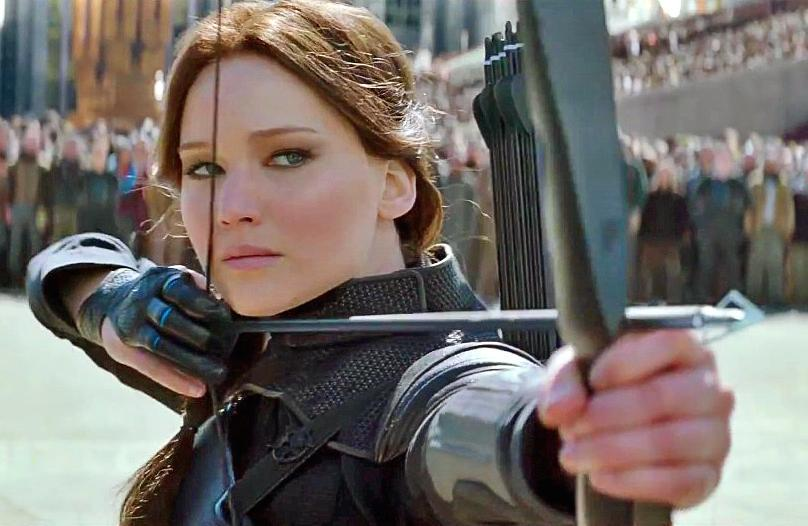 Here's the first trailer for #TheHungerGames: Mockingjay — Part 2. Katniss is ANGRY. http://t.co/1rS3yFtM7R