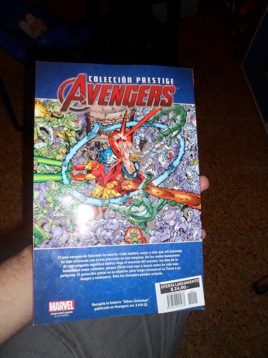 [Comics] COLECCION CLARIN 2015: AVENGERS - Página 14 CHEgjoYWQAAPyKk