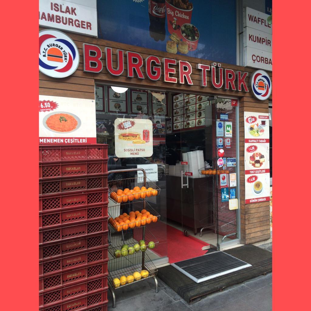 Btc Burger Türk On Twitter At Btcburgerturk Mecidiyeköy Ve Civarı