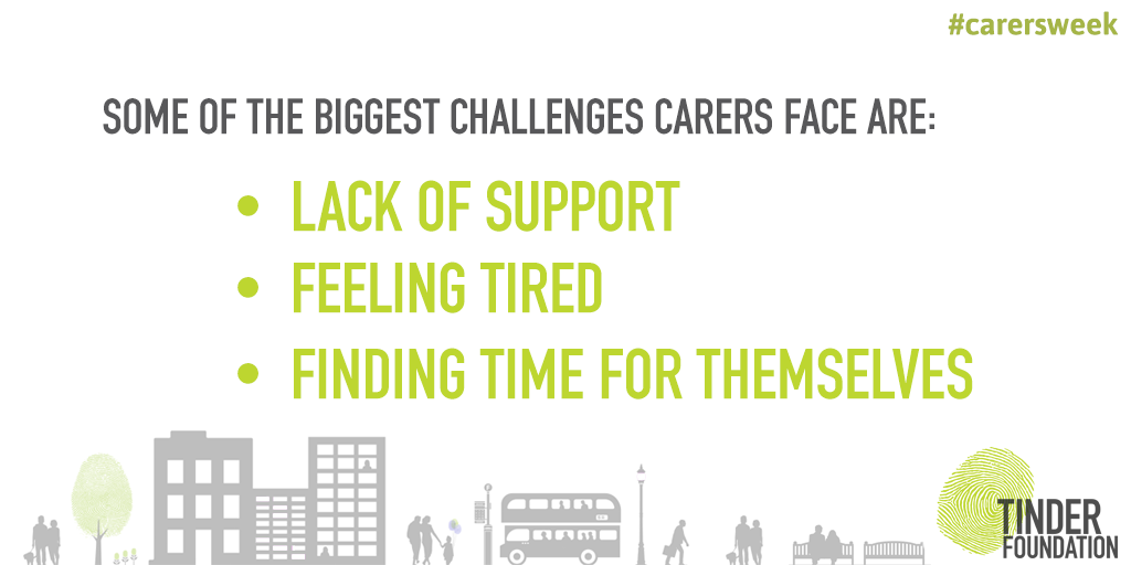 MT @TinderFdn: Talking to carers & @UKonlinecentres to see what help is needed http://t.co/AelhR0rrim #CarersWeek http://t.co/9X7ZjgU5Ts