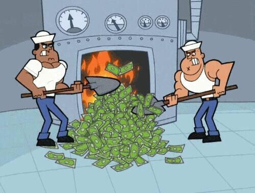 Spending Money on Food Like How i Spend Money on Food