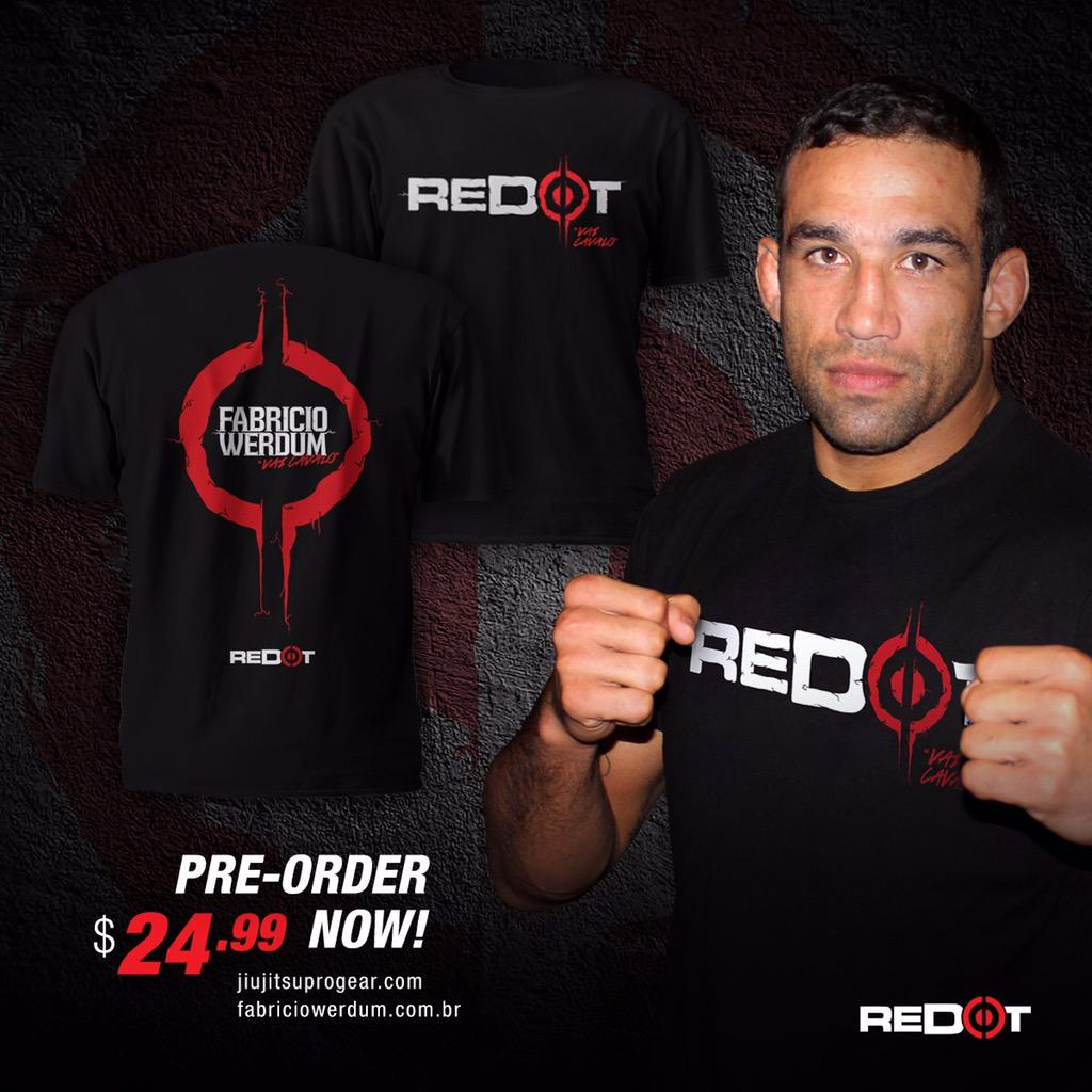 UFC 188 - Camiseta da luta já está disponível: http://t.co/AmDQZzdDVT @FabricioWerdum @kings_mma @wandfc http://t.co/DRCRwneeTj