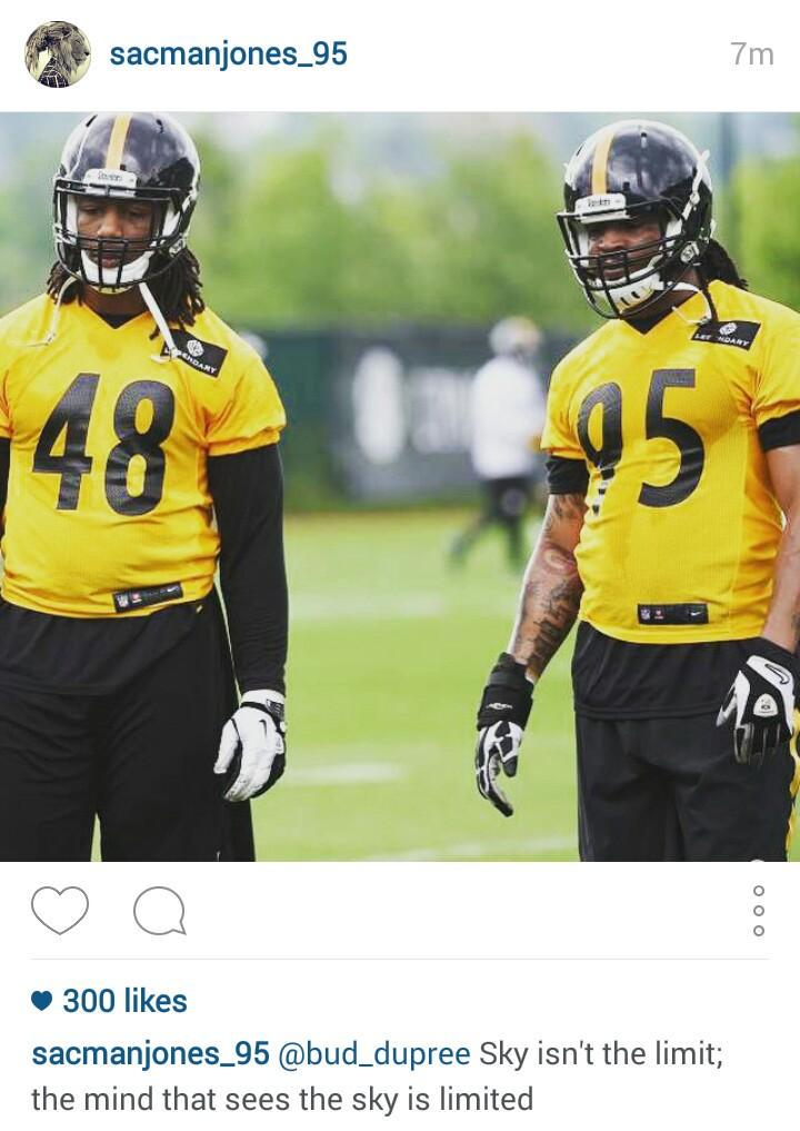 It's Time for Joey Porter to Shut Up About Jarvis Jones - Page 3 CHFheW8W8AEKaaf