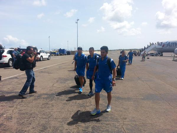 Eliminatorias Copa Mundo Rusia 2018: Serie con San Cristobal y Nieves. CHFqNVKWwAAL8-c
