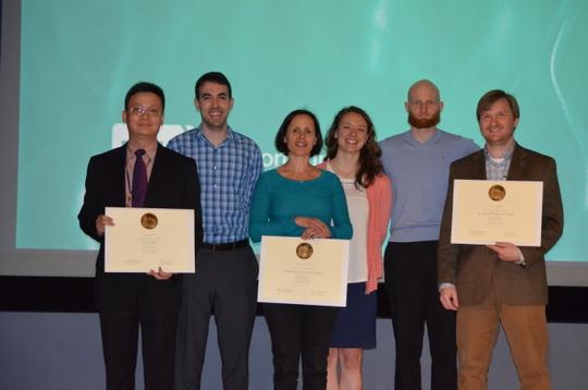 Congratulations to the 2015 @NIH_OITE Postbac Distinguished Mentor Award recipients! http://t.co/C7nXnqDmTh