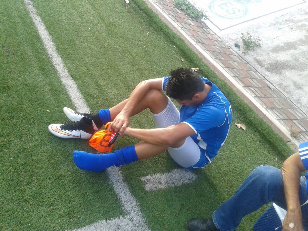 Juan Ramon Sanchez nuevo tecnico de La Seleccion Nacional Sub-23. CHGCiCQWgAAs64G