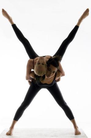 """lexi yoga on twitter """"gorgeous partner yoga  http//t"""