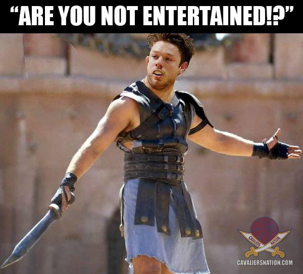 "Hahaha!!! ""@WeAreCavsNation: Delly after Game 3 like... http://t.co/9pm1RmE0NY"""