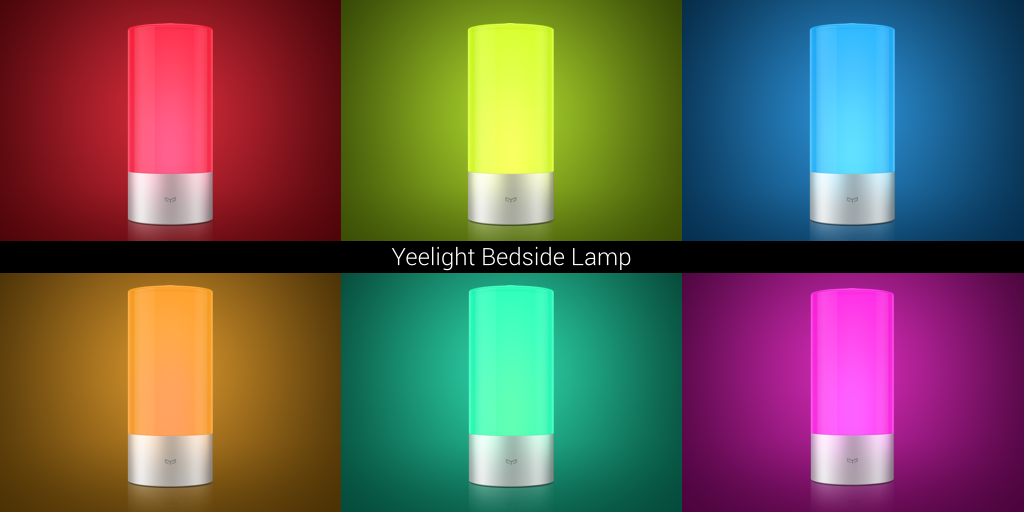 Mi On Twitter We Also Launch The Yeelight Bedside Lamp For Rmb 249 Lights Your Room Up In 16 Million Colors Http T Co Wjylaihqi6