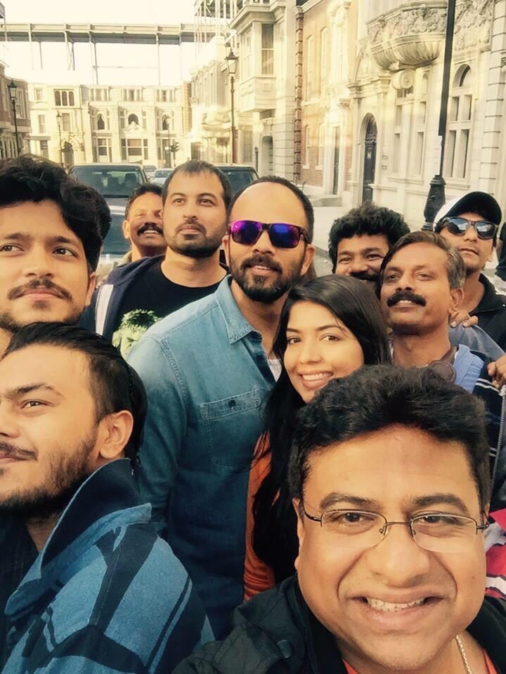 Новый фильм Рохита Шетти и Шах Рукха Кхана - Dilwale )) CHI_0HpWsAAd9XO