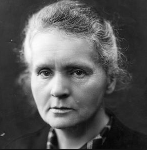 Marie Curie #distractinglysexy http://t.co/DEln6xIzrA