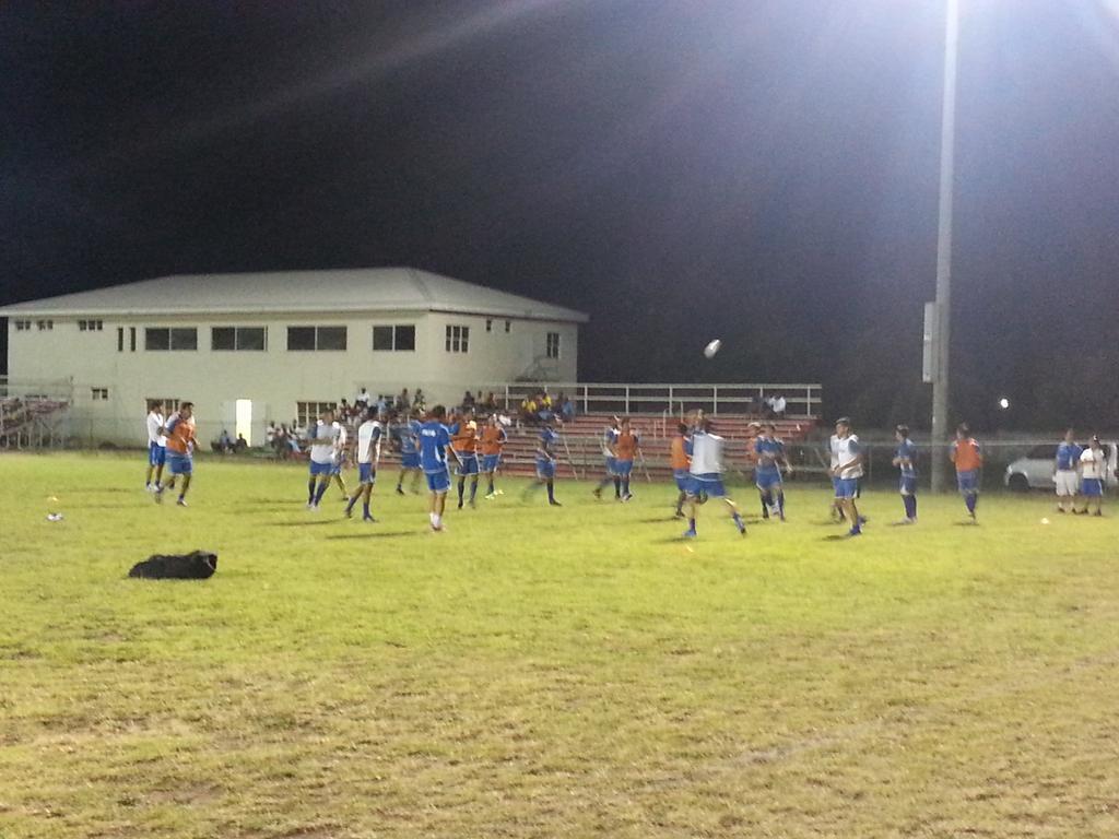 Eliminatorias Copa Mundo Rusia 2018: Serie con San Cristobal y Nieves. CHIvtCLUYAAau5F