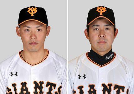 Good luck Yano and Sunaga going to miss you guys. #fighters #trade #giants #NPB