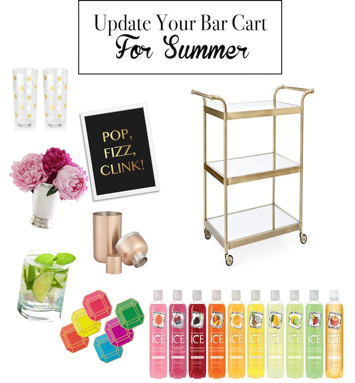 Get this complete guide to update your bar cart for #summer http://t.co/jZzTDg7ybY #bh #SparklingICEcontest #cheers http://t.co/Kdqnlpdz0G
