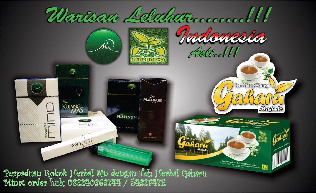 Hendra Hermawan On Twitter Perpaduan Rokok Herbal Sin Dengan Teh Provost Gaharu Minat Jadi Agent Atau Distributor Hub 082240363744 5432f47e