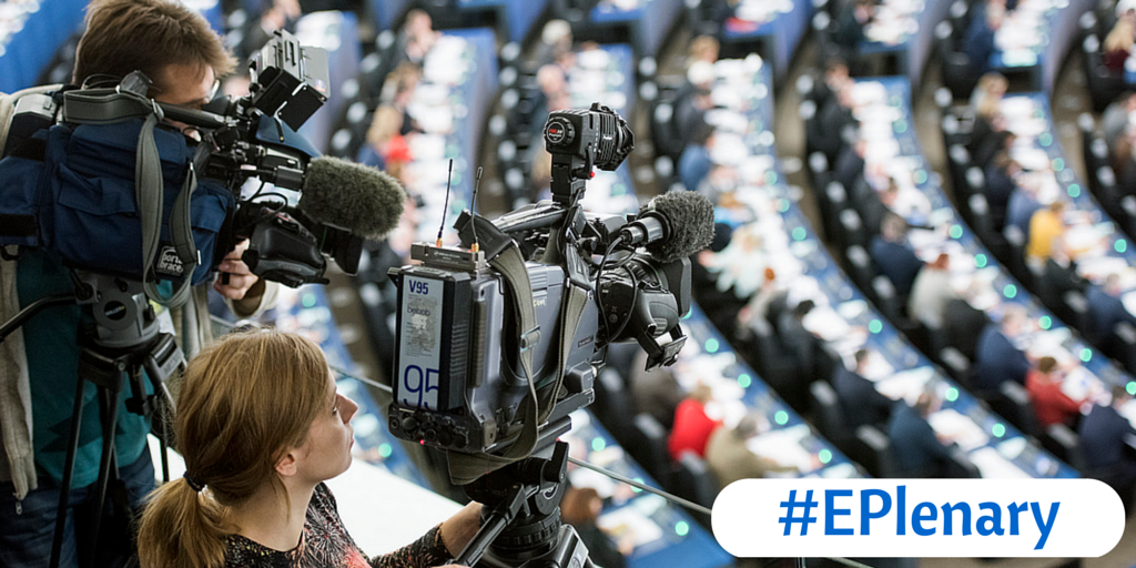 Missed this week's #EPlenary coverage? D...