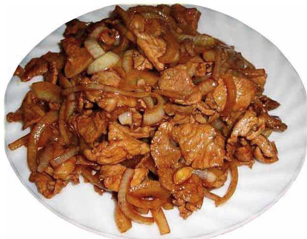 Мясо жареное рецепты