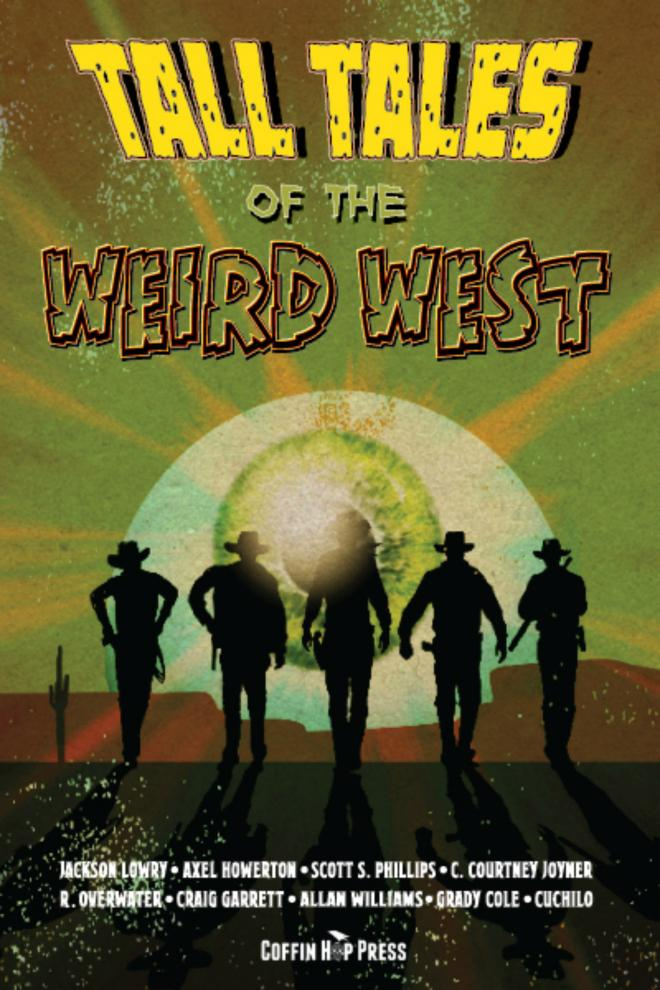 #TALLTALESWEIRDWEST Author Signing at Chapters Crowfoot June 28! http://t.co/peEIA93AV4 http://t.co/Lv05oQ2zl1