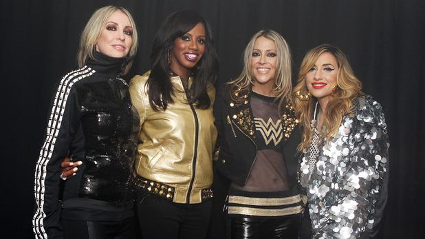 RT @digitalspy: 'Never Ever' is sooner than we thought - All Saints (!) are making a comeback http://t.co/AXOrJ3E6UP http://t.co/WhgpkLK6pc