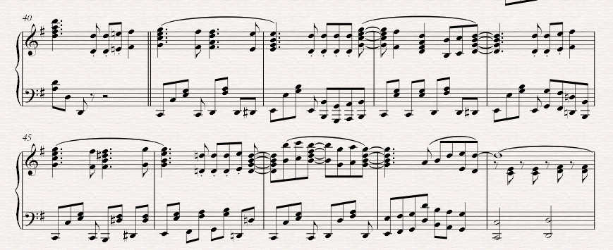 Animenz Piano Sheets on Twitter: