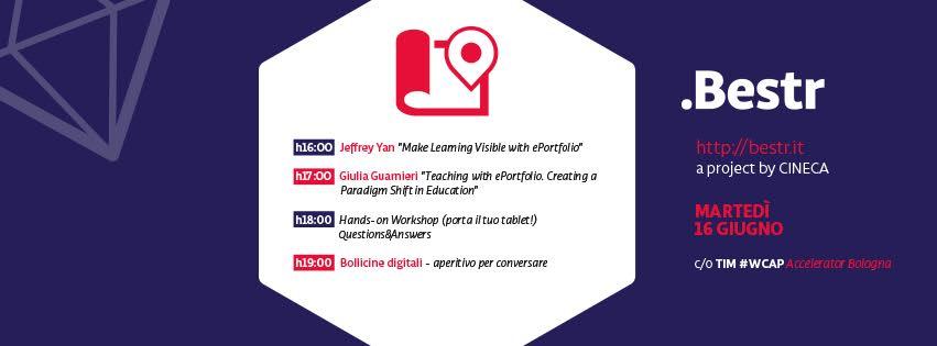 Thumbnail for #ePortfolio Bologna