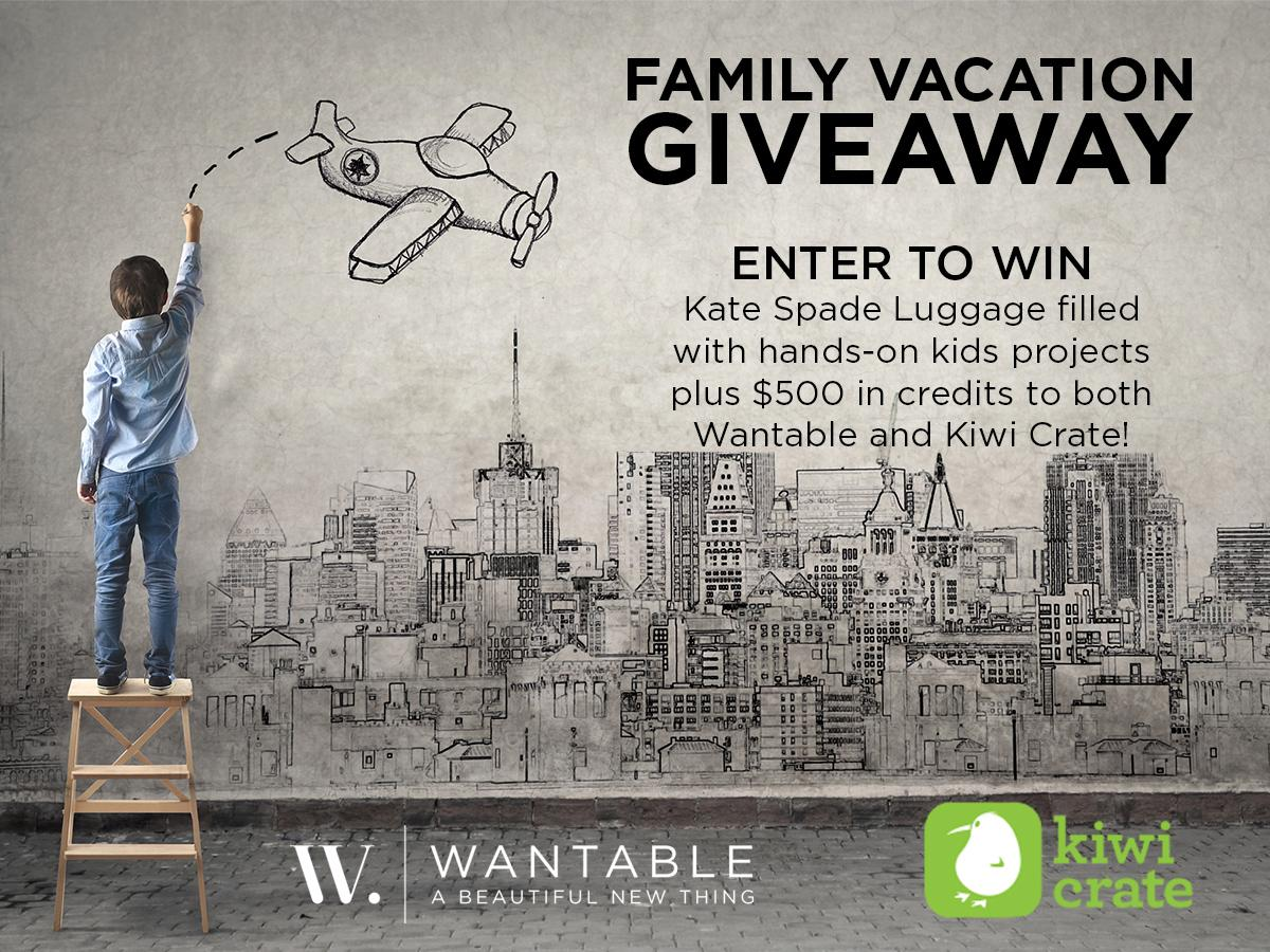 #giveaway Enter to win $1,500 in prizes from @Wantableco @kiwicrate for the whole family! http://t.co/GABAB2APDx http://t.co/sTxI49hatN
