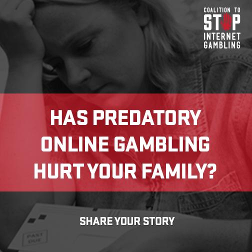 online gambling stories
