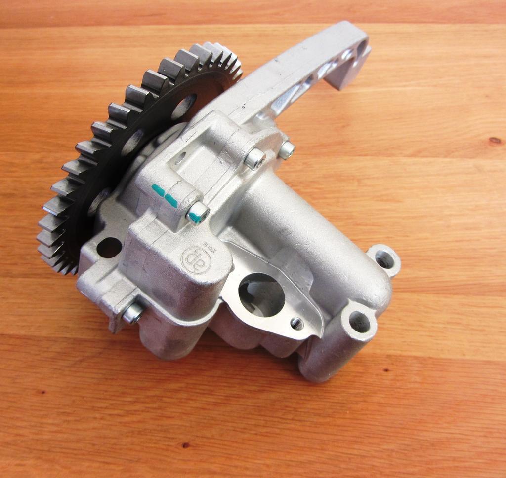 Vw tdi Injector pump Manual